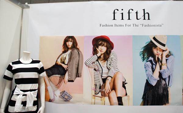 ファッション通販fifth 紗栄子 イメージ