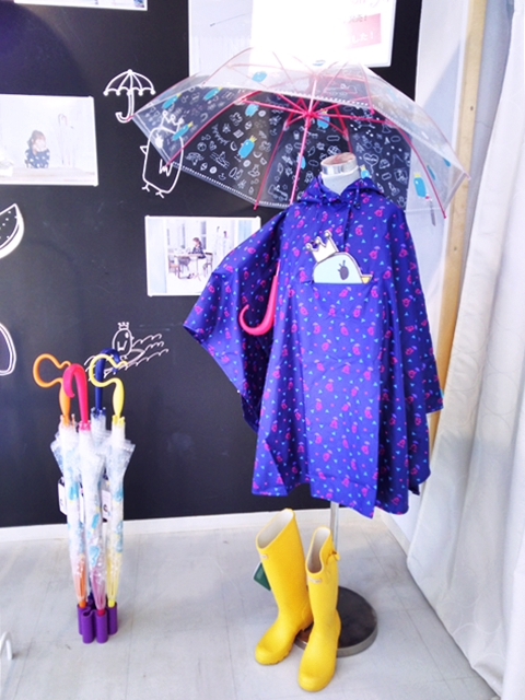 Caetla Shop 渋谷 傘専門店 サエラショップ直営店 ビニール傘