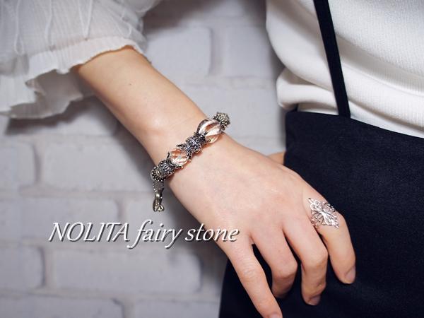 NOLITA fairy stone ノリータ 天然石パワーストーンアクセサリー ハンドメイド ショップ