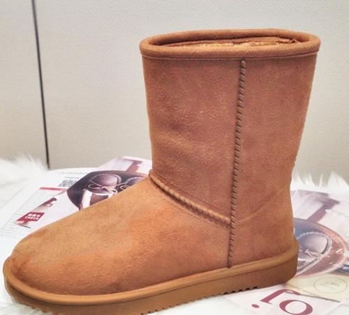 靴の通販 アウトレットシューズ outletshoes 防水ブーツ ムートン風レインブーツ