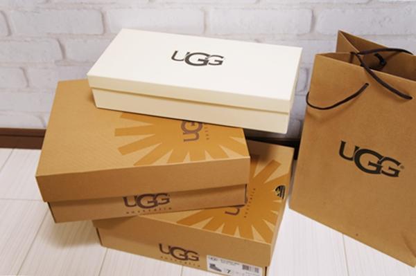 UGGアグ BOXパッケージ 靴箱