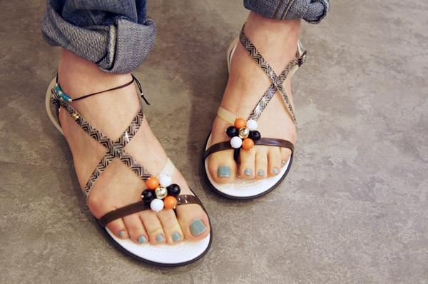Women's Drew Barrymore Crocs Isabella Gladiator Sandals ドリュー × クロックス イザベラ グラディエーター サンダル ウィメン
