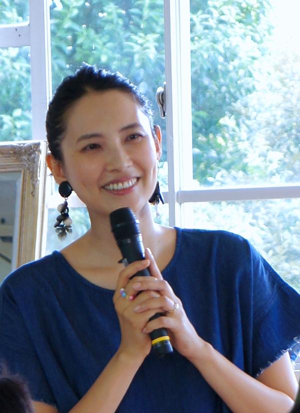 浜島 直子さん はまじとコラボ フェリシモ