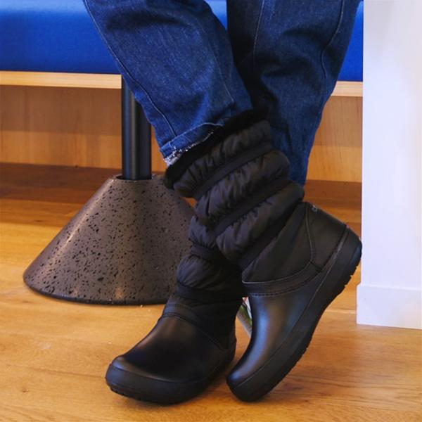 クロックス Women's Crocband™ Winter Boot クロックバンド ウィンター ブーツ ウィメン