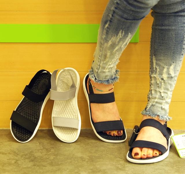 クロックス Women's LiteRide™ Sandal ライトライド サンダル ウィメン