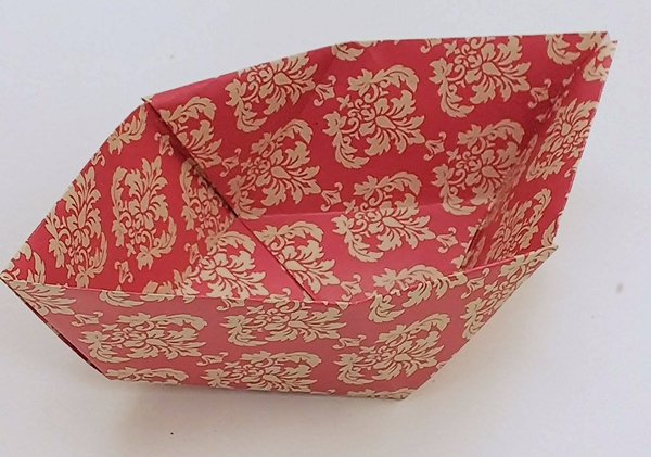 フェリシモ 折り紙 箱 ミニツク