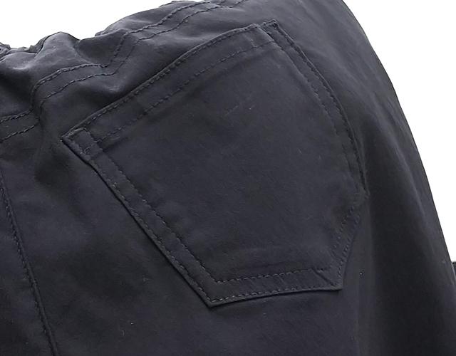 フェリシモ裏ボアライトパンツ ポケット